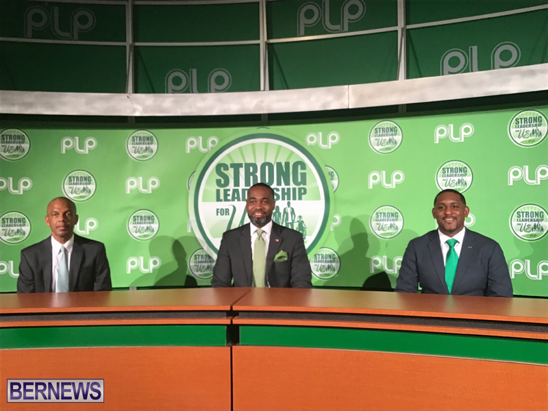 PLP Announce  Richardson & Darrell