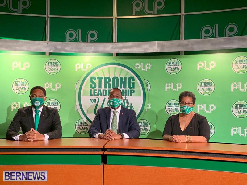 PLP Announce Simmons-Wade & Adams As Candidates