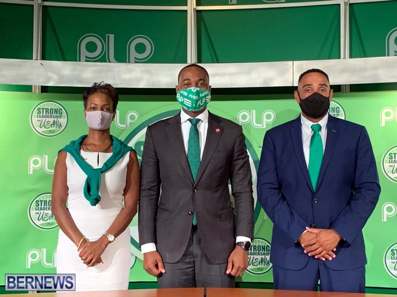 PLP Roll Out First Candidates