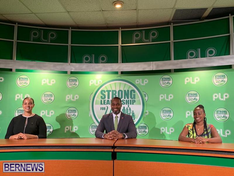PLP Announce Hodgson & Morris As Candidates